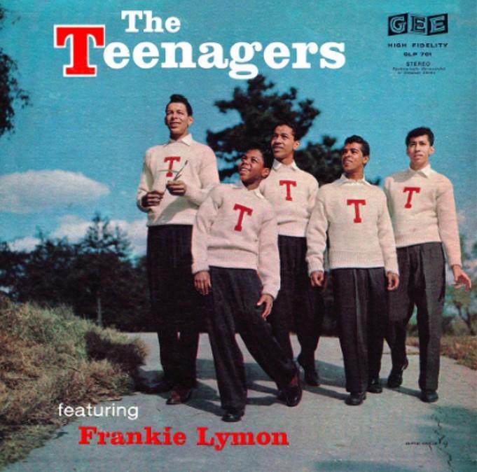フランキー・ライモン&ザ・ティーンエイジャーズには青空がよく似合いますね