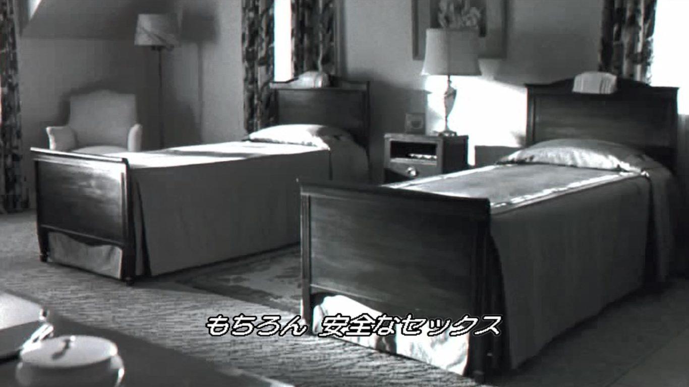 1950年代のアメリカのビジネスホテル!?